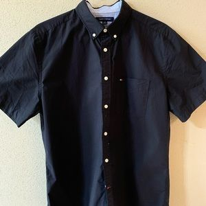 Tommy Hilfiger short sleeved button down